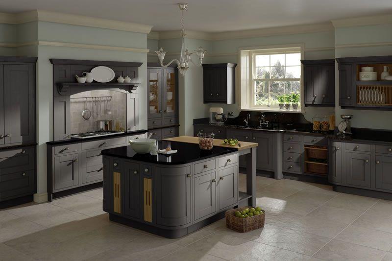 Harewood Graphite Kitchens - Harewood Graphite Kitchen ...