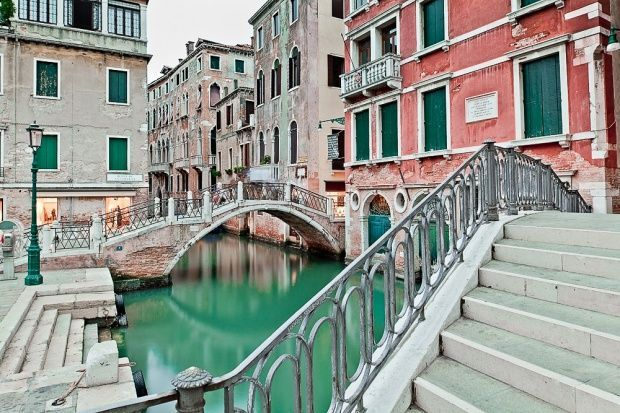 Another quiet place in Venice