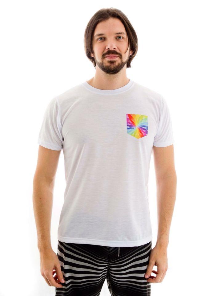 Camiseta T-Shirt Carioca da Gema Modas