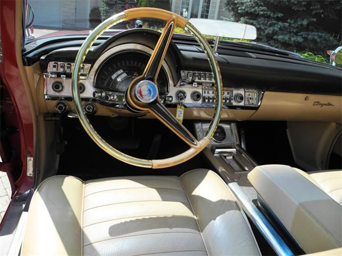 1960 Chrysler 300f For Sale Classiccars Com Cc 496482 With