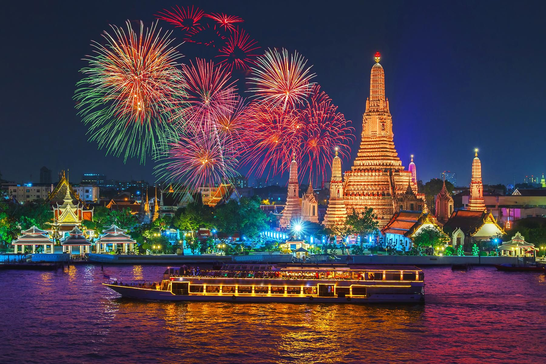 Spend New Years In A Different City Every Year Happy New Year 2019 New Year Celebration New Year Wallpaper