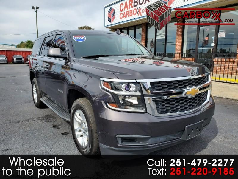2016 Chevrolet Tahoe Ls 2wd With Images Chevrolet Tahoe Cars