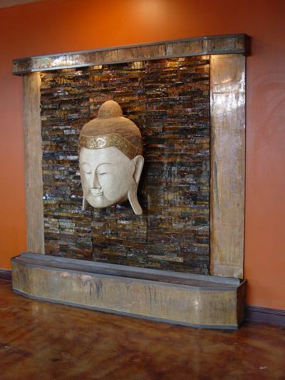 Building The Custom Indoor Fountain Of Your Dreams Is Simple When You Work With Expert Team At Earth Inspired Products Wall Mounted And Free Standing