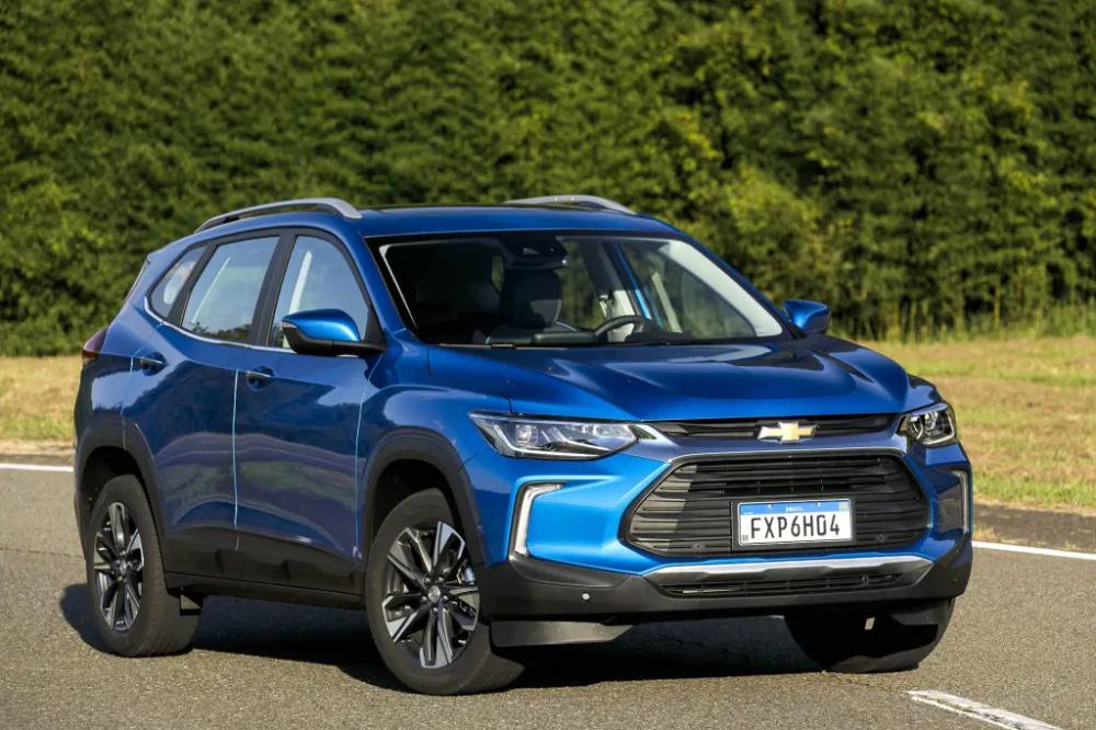 Chevrolet Tracker 2021 Em 2020 Carro Mais Vendido Suv General