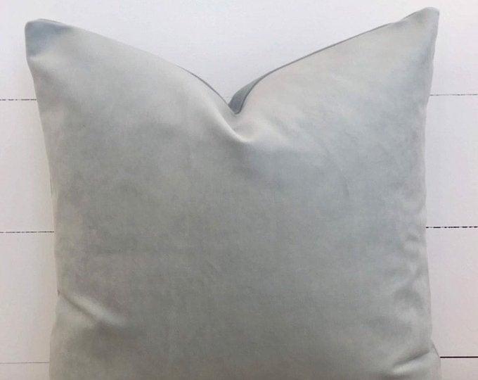 Cushion Covers in 2020 Blue cushions, Nursery gift