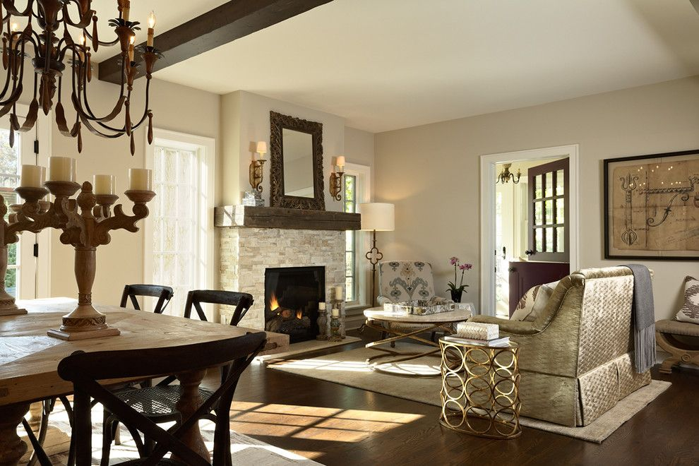 Chandeliers For Dining Room Traditional Fireplace Mantels Living Room Traditional With Beam Chandelier