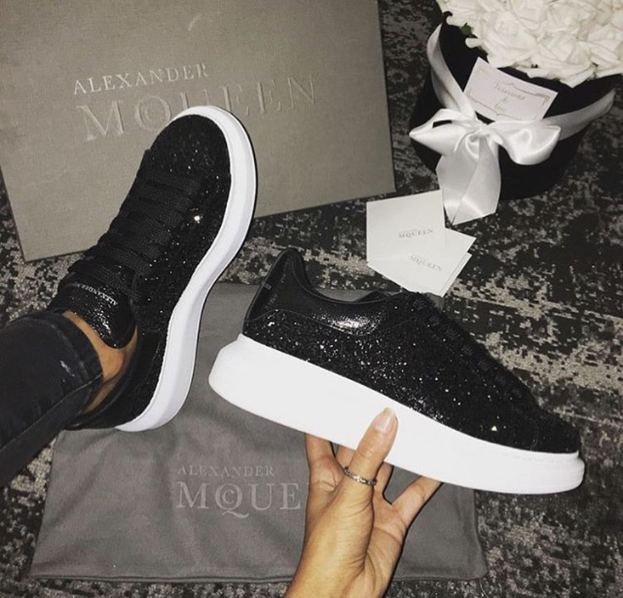 Shoe boots, Alexander mcqueen shoes