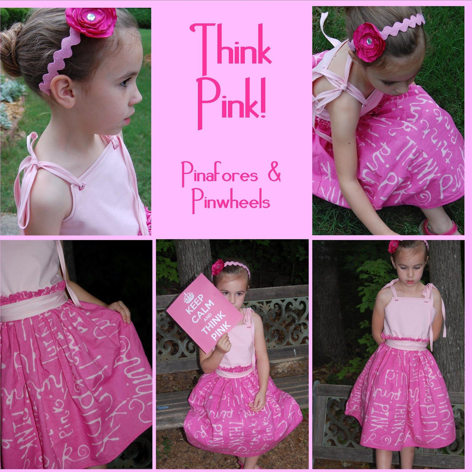 Pinafores & Pinwheels: Tuesday Tutorial: Faux Batik Fabric