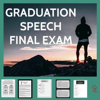 response speech for graduation