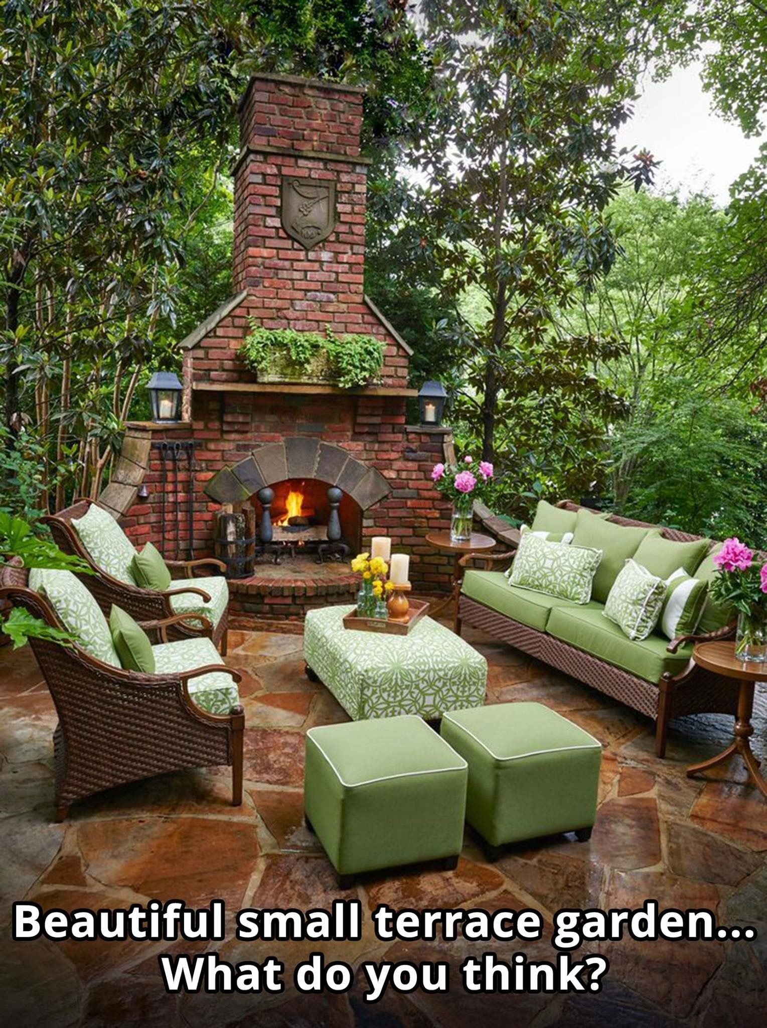 75 Cozy and Cool Outdoor Living Spaces