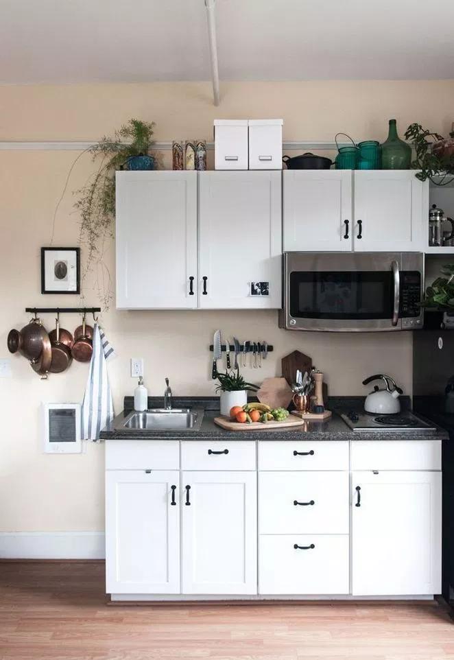 41 key pieces of kitchenette basement small spaces mini kitchen 2 decorinspira co small on kitchen organization small space id=97228