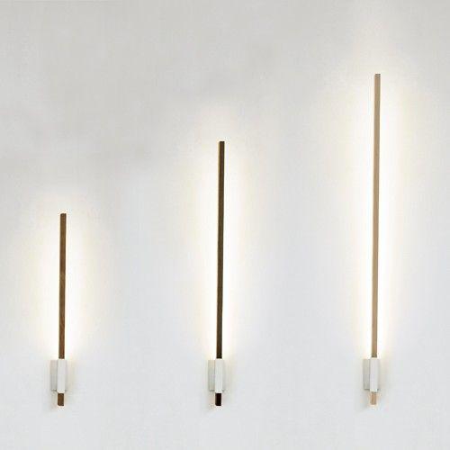 Vertical Sconces - #Stickbulb. | Sconces, Wall sconces ...