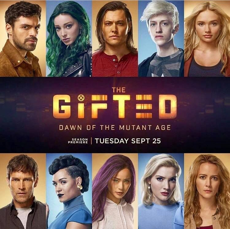 The Gifted Season 2 Divided We Fall The Gifted Tv Show Marvel Tv Marvel Series