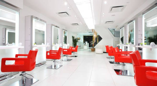 find this pin and more on salon design
