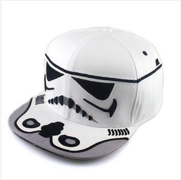 Star Wars Snapback Caps Cool Strapback Letter Baseball Cap Bboy Hip-hop Hats  For Men Women c9aafcbdfbc5