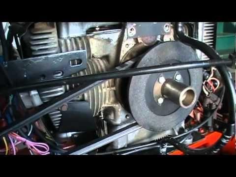 20) Wheel Horse 520 Onan with loud knock - YouTube   Toro