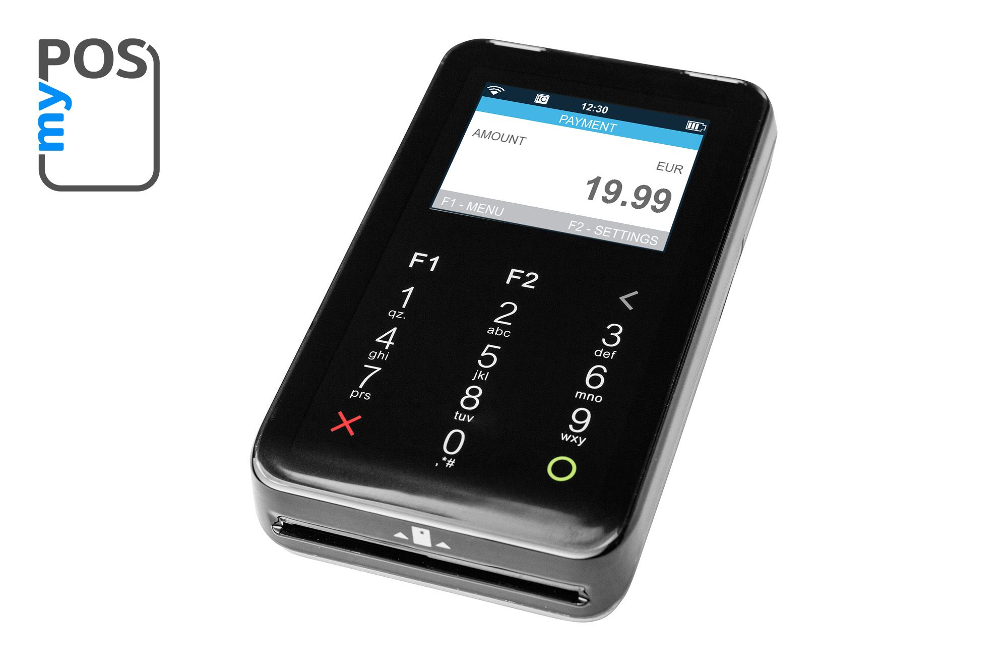 Mypos Mini Is Mobile And Compact Credit Card Machine Which Accepts