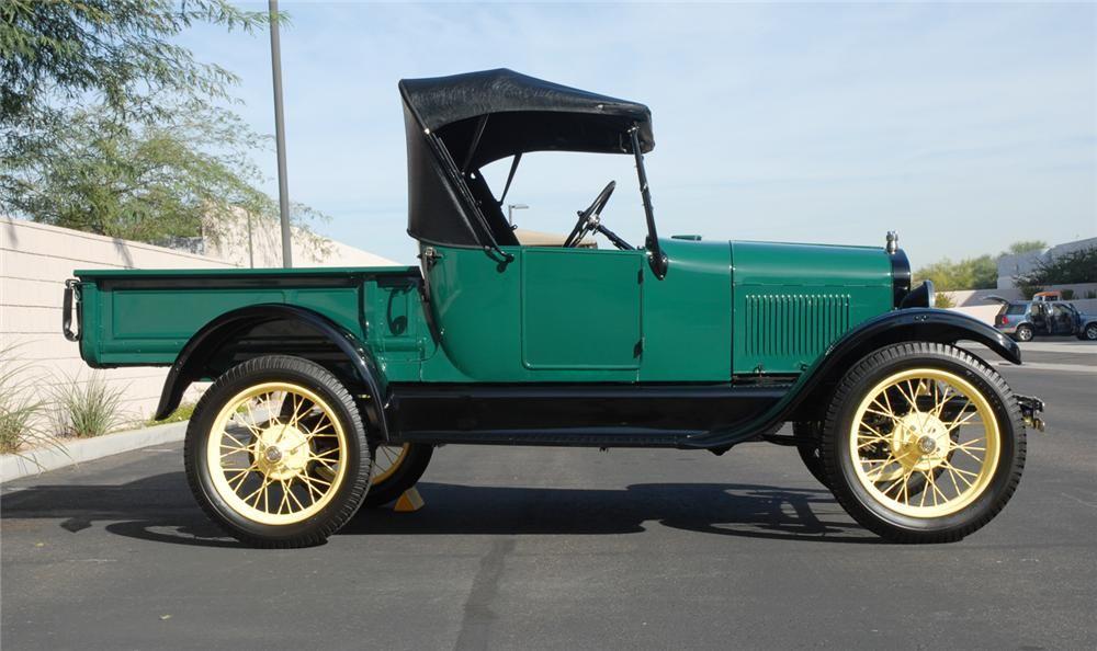 1927 FORD MODEL T ROADSTER PICKUP 45290 Ford models
