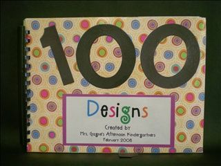 100th day designs....These always turn out so cute!
