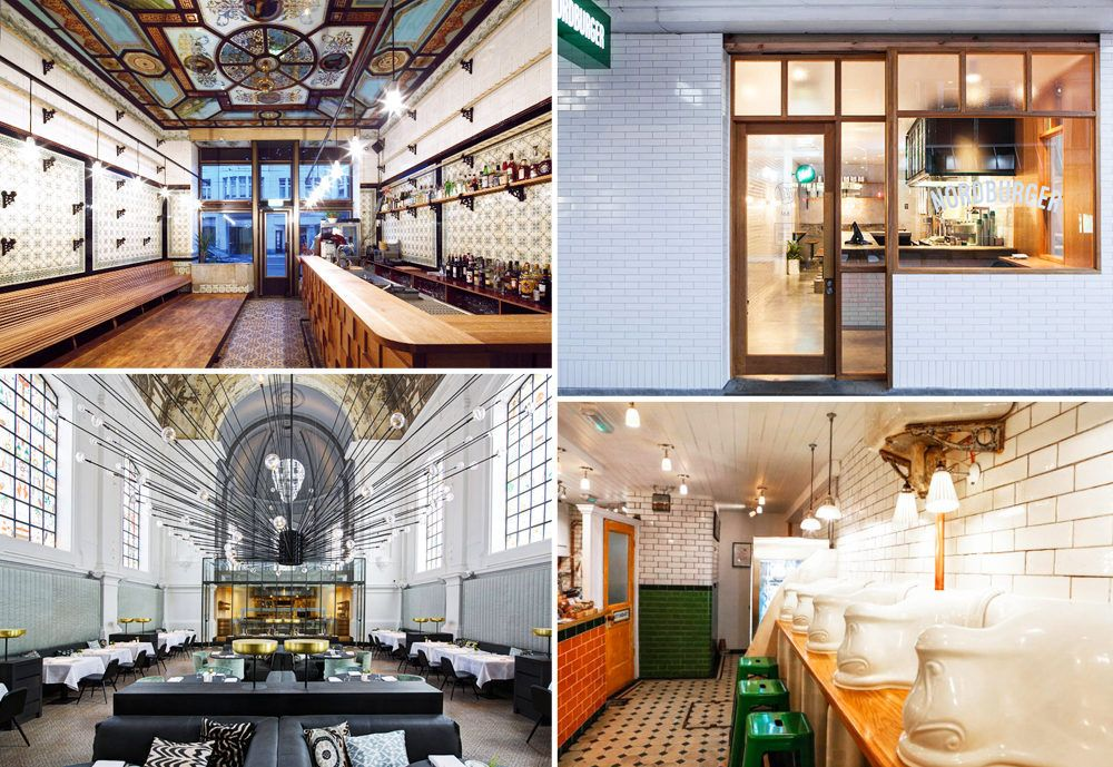 16 Fantastic Examples of Adaptive Reuse in Restaurant Design