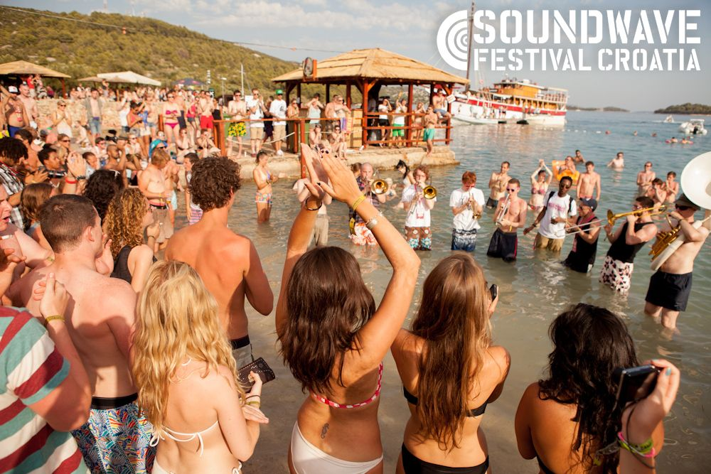 Soundwave Festival Croatia... more at http://leisurelab.com/leisure-culture/