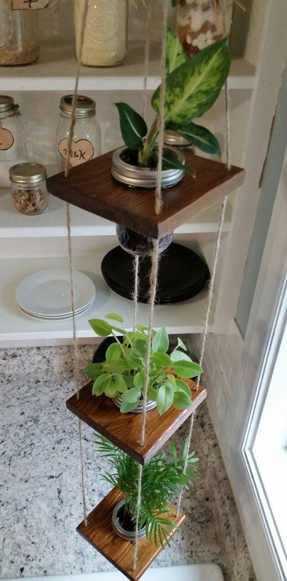 Hanging Mason Jar Planter Mason Jars Included