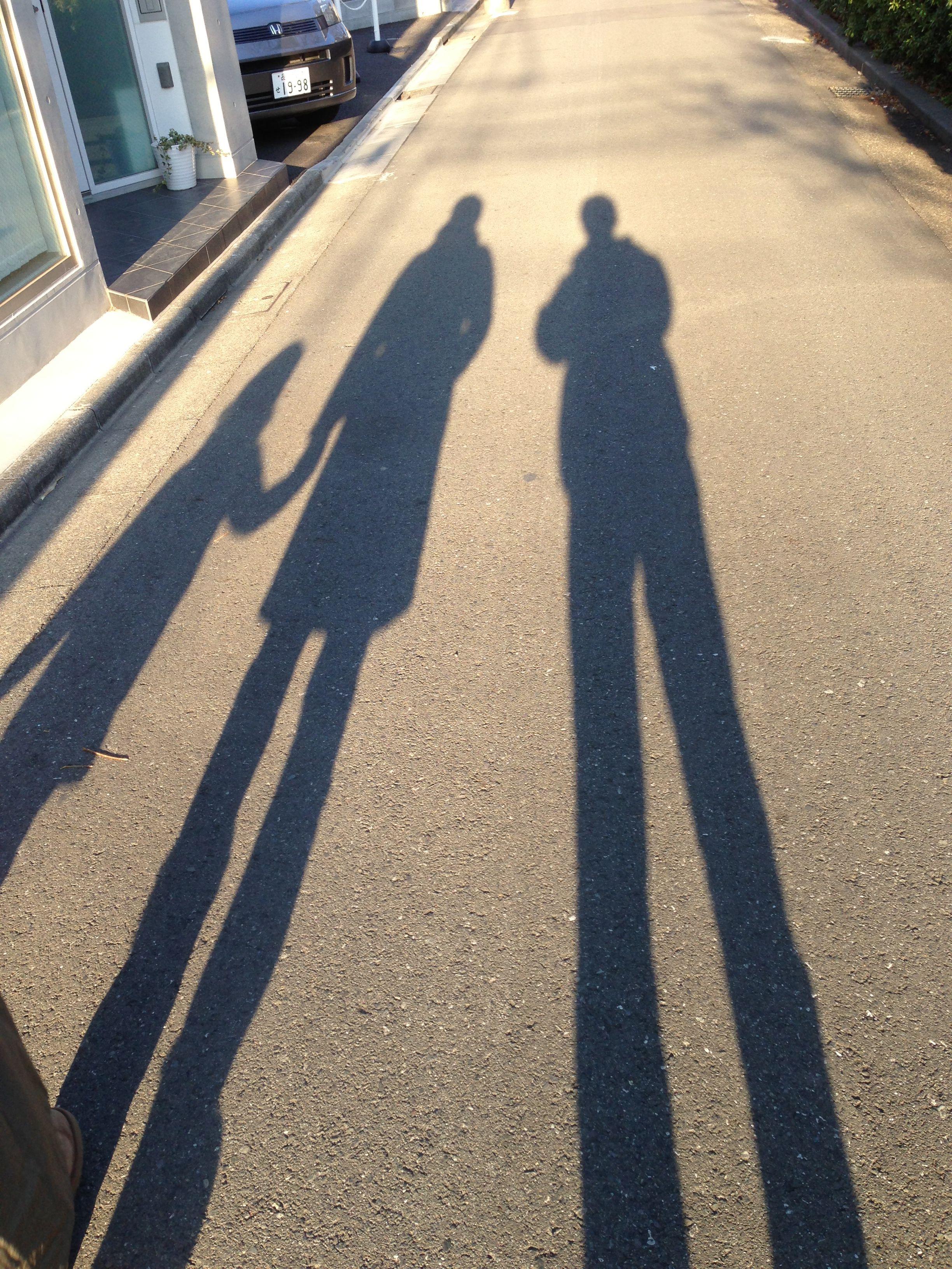 Shades of family
