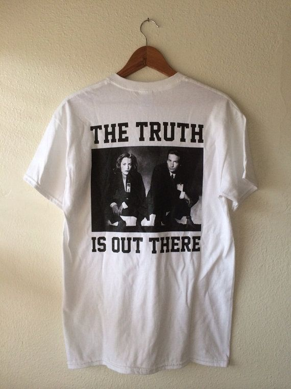 X Files Truth Youth T-shirt