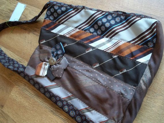 Necktie bag - yes please!