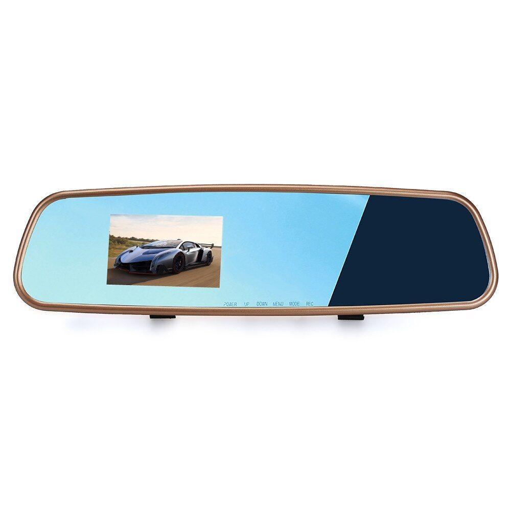 Dash camera 32 inch car hd 1080p rearview dash cam mirror