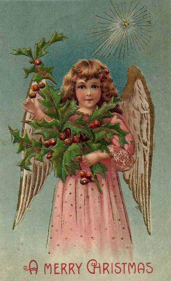Christmas Angel: