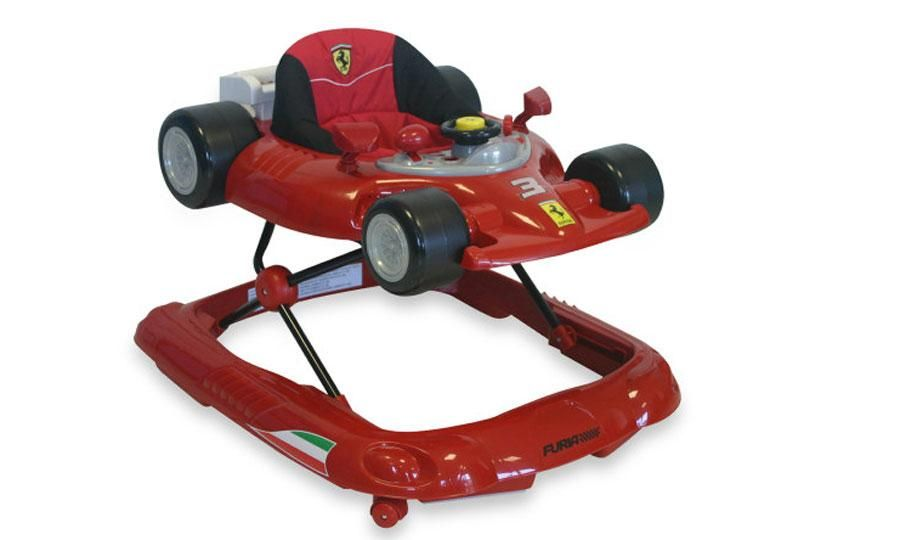 6c13ae793 Ferrari F1 Baby Walker - Autoweek. For the first time