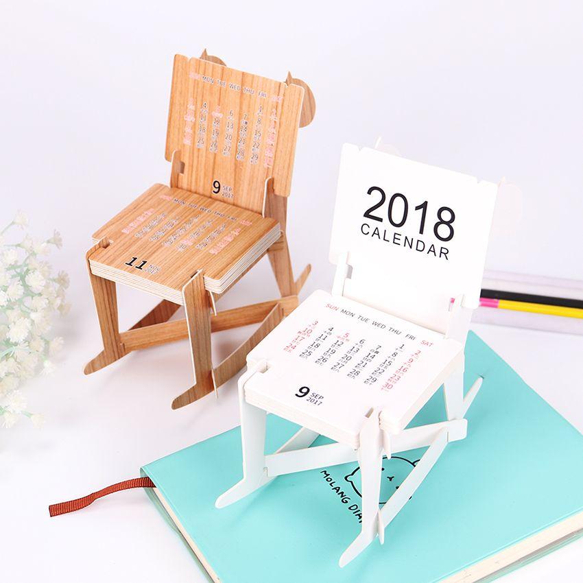 Kreative Niedlichen Trojan Pferd Modellierung Kalender Chair Stil ...