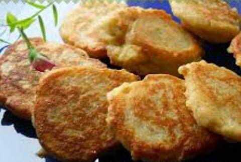 Cucina con nonna Plina: Frittelle di pane alle erbe aromatiche