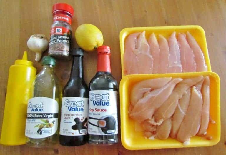 The best grilled chicken marinade #chickenkabobmarinade