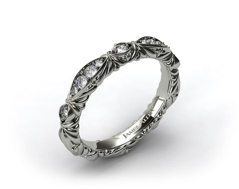 Platinum Pave Cascading Wedding Band $1200 Somebody Please. Boring Engagement Rings. Canary Diamond Engagement Rings. Conservative Wedding Rings. Bachelor In Paradise Wedding Rings. Order Rings. Georgian Rings. Wedding Silicone Kauai Rings. Brand Engagement Rings