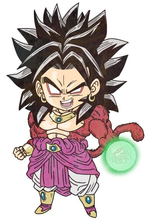 Broly ssj4   dragon ball   Pinterest   Dragon ball, Dbz
