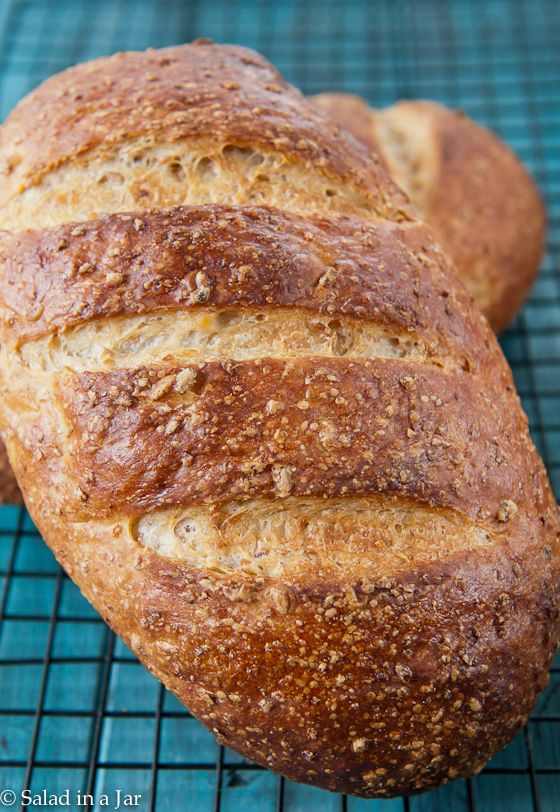 Cracked Wheat Berry Bread A Bread Machine Recipe Cracked