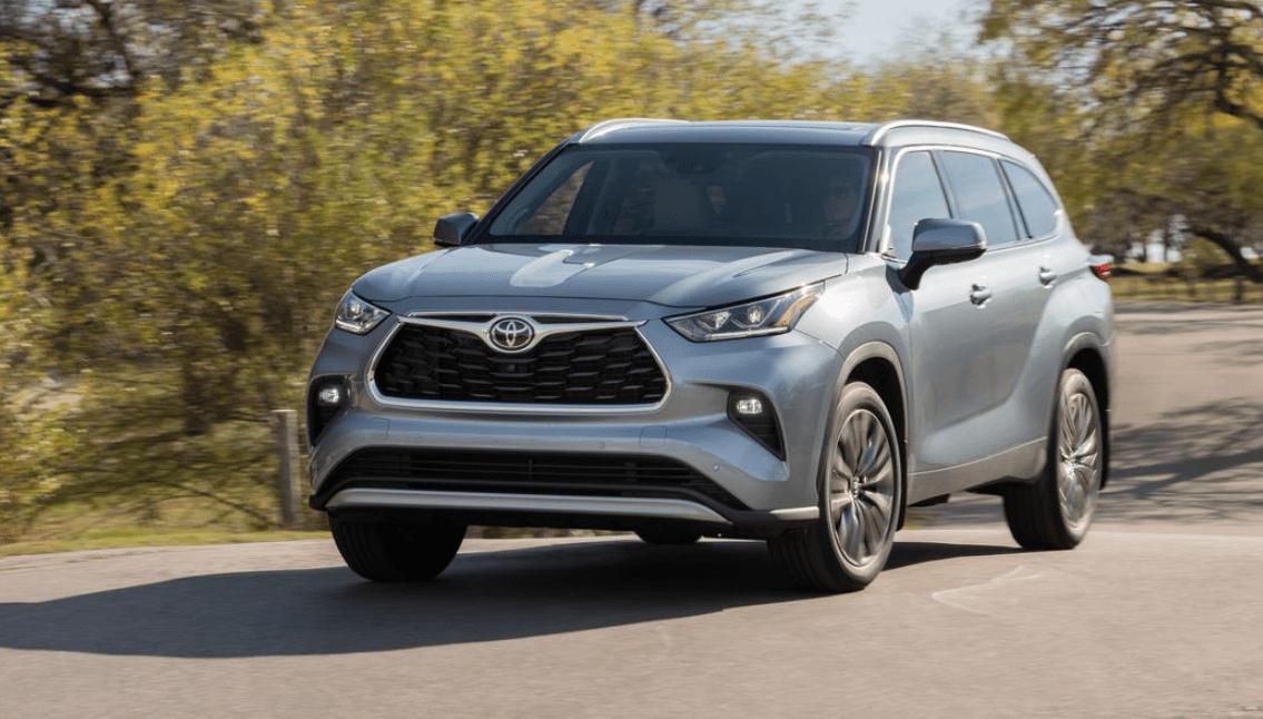 2023 Toyota Highlander Release Date Interior Price Toyota Suv Toyota Highlander Toyota