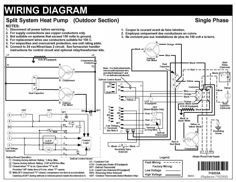 15 Split Unit Wiring Diagram Thermostat Wiring House Wiring Heat Pump