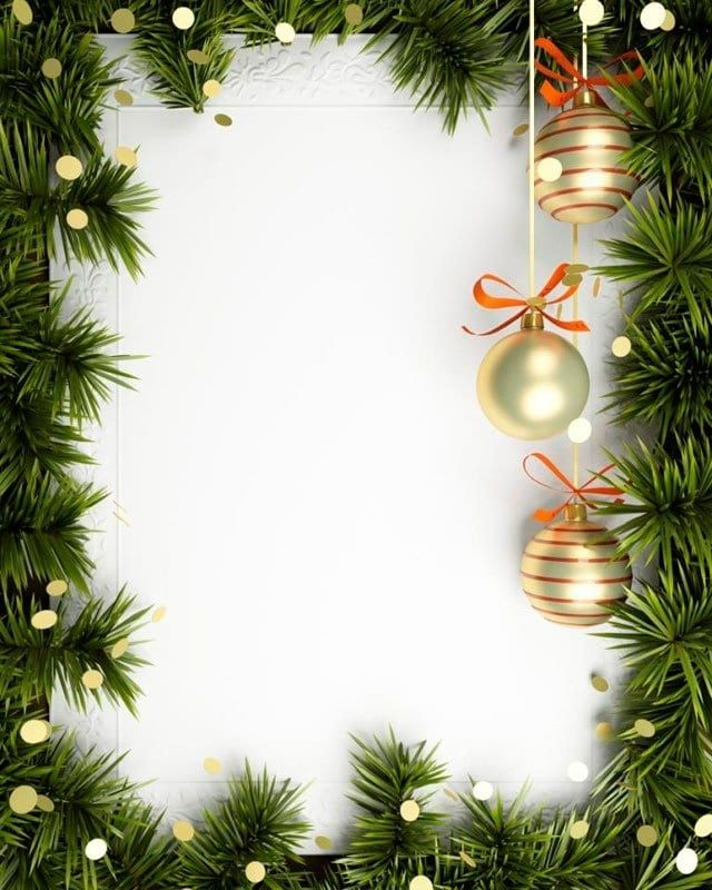 christmas party invitation backgrounds
