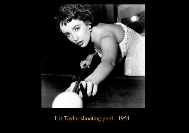 celebrity shooting pool - Google Search Celebrity Pool Players - brigitte k chen h ndler