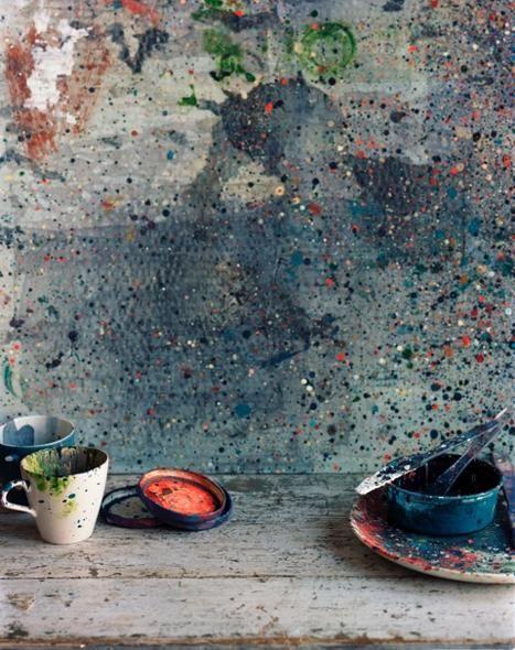 L'espressionismo secondo il Martyn Thompson StudioLiving Corriere