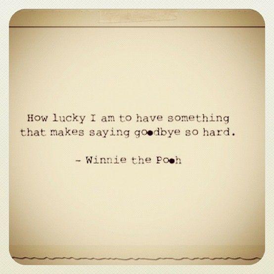 """""""How lucky I am..."""""""