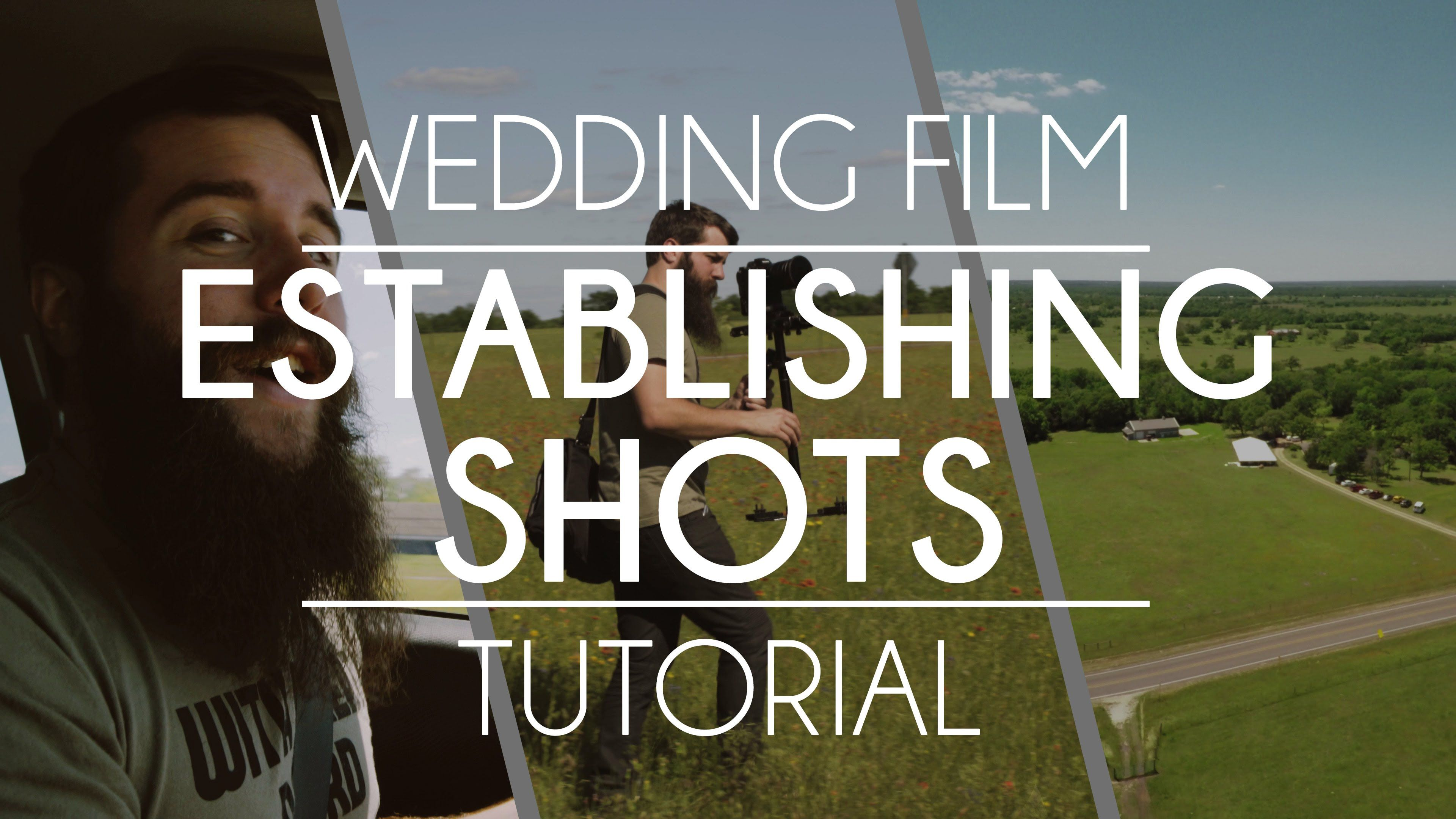 Wedding Film School.Every Film Has An Opening Shot The First Scene That You See When