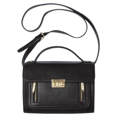 3.1 Phillip Lim for Target; Top Handle Crossbody - Black #purse