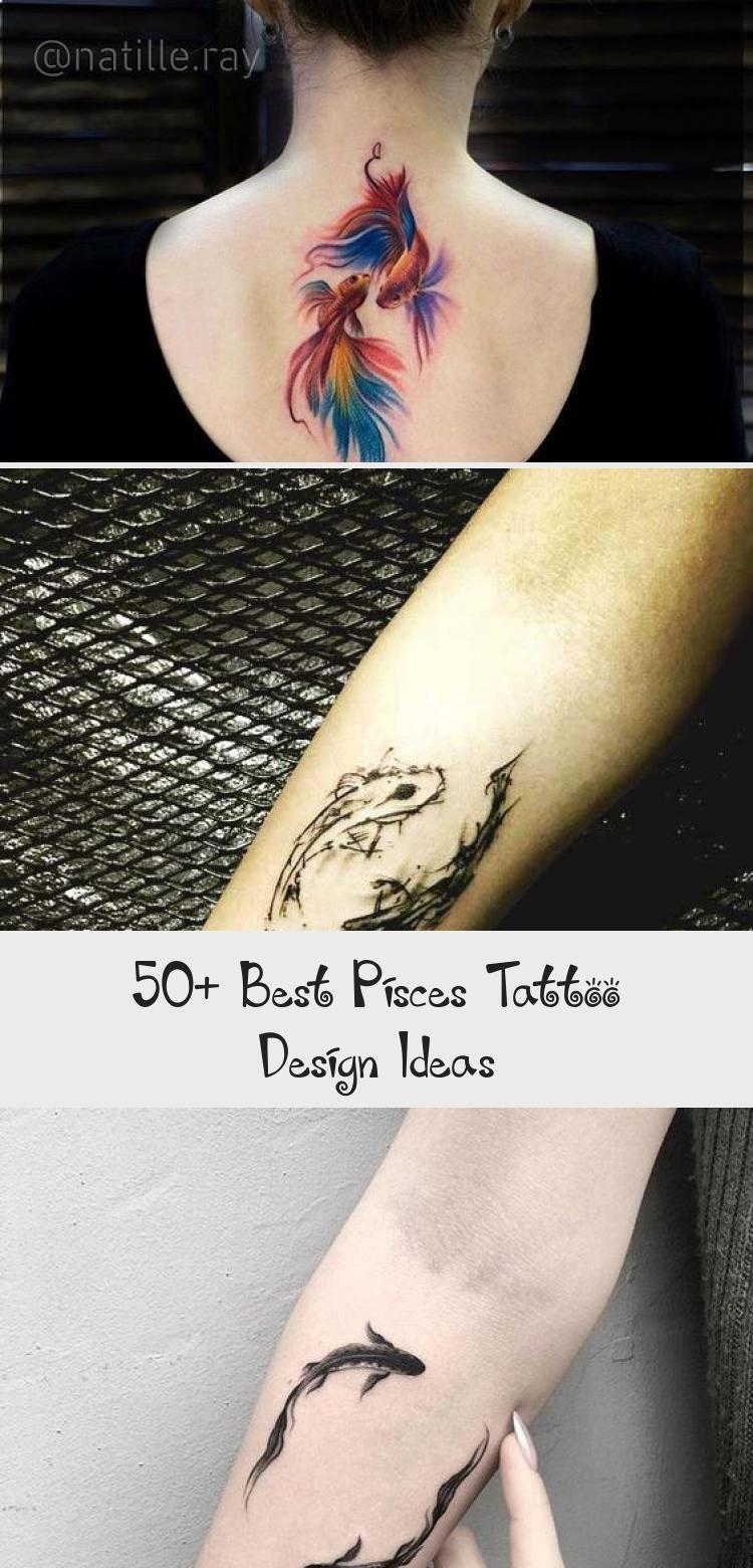 Photo of 50+ Best Pisces Tattoo Design-Ideen – Hike n Dip #ArtTattooVideos #LineArtTattoo …