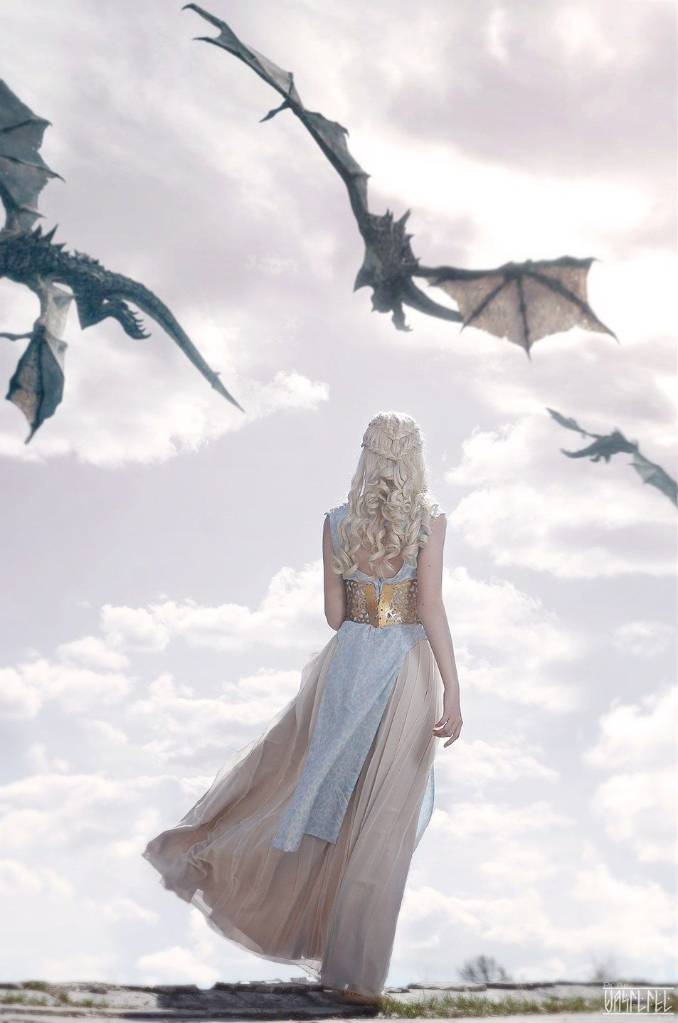 Daenerys Targaryen Cosplayer Trisha, Russia