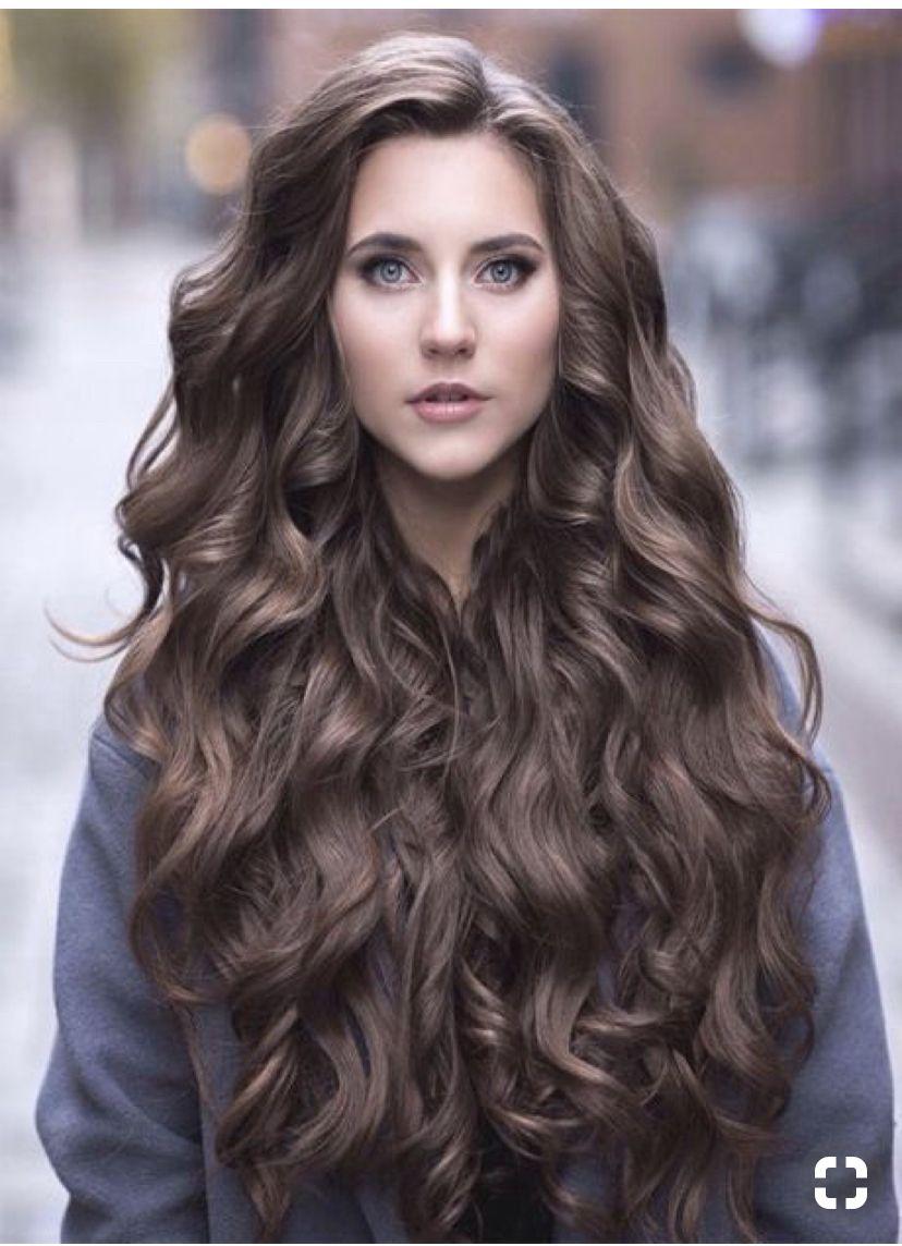 Beautiful Super Long Wavy Hair Long Hair Styles Hair Styles Long Curly Hair