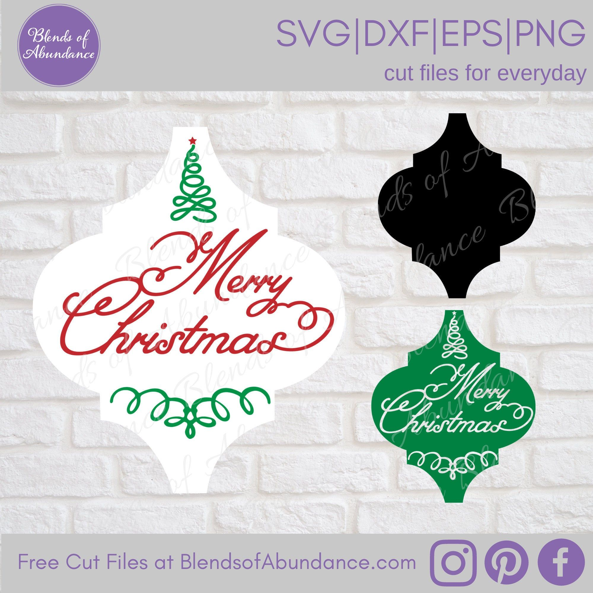 Merry Christmas Ornament Svg Tile Ornament Svg Tile Ornament Template Lantern Tile Christmas Ornament Arabesque Tile Christmas Tile In 2021 Christmas Ornaments Ornament Template Arabesque Tile